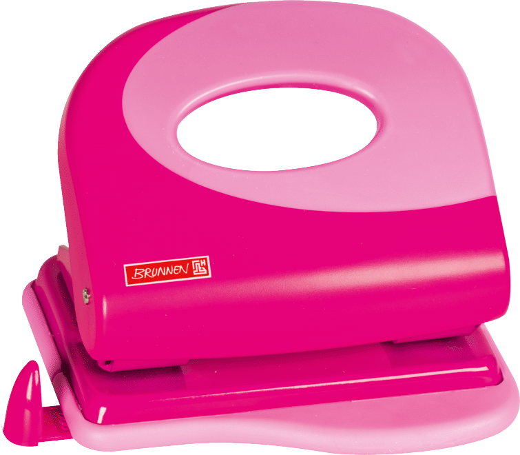 Locher Soft-Touch Colour Code pink