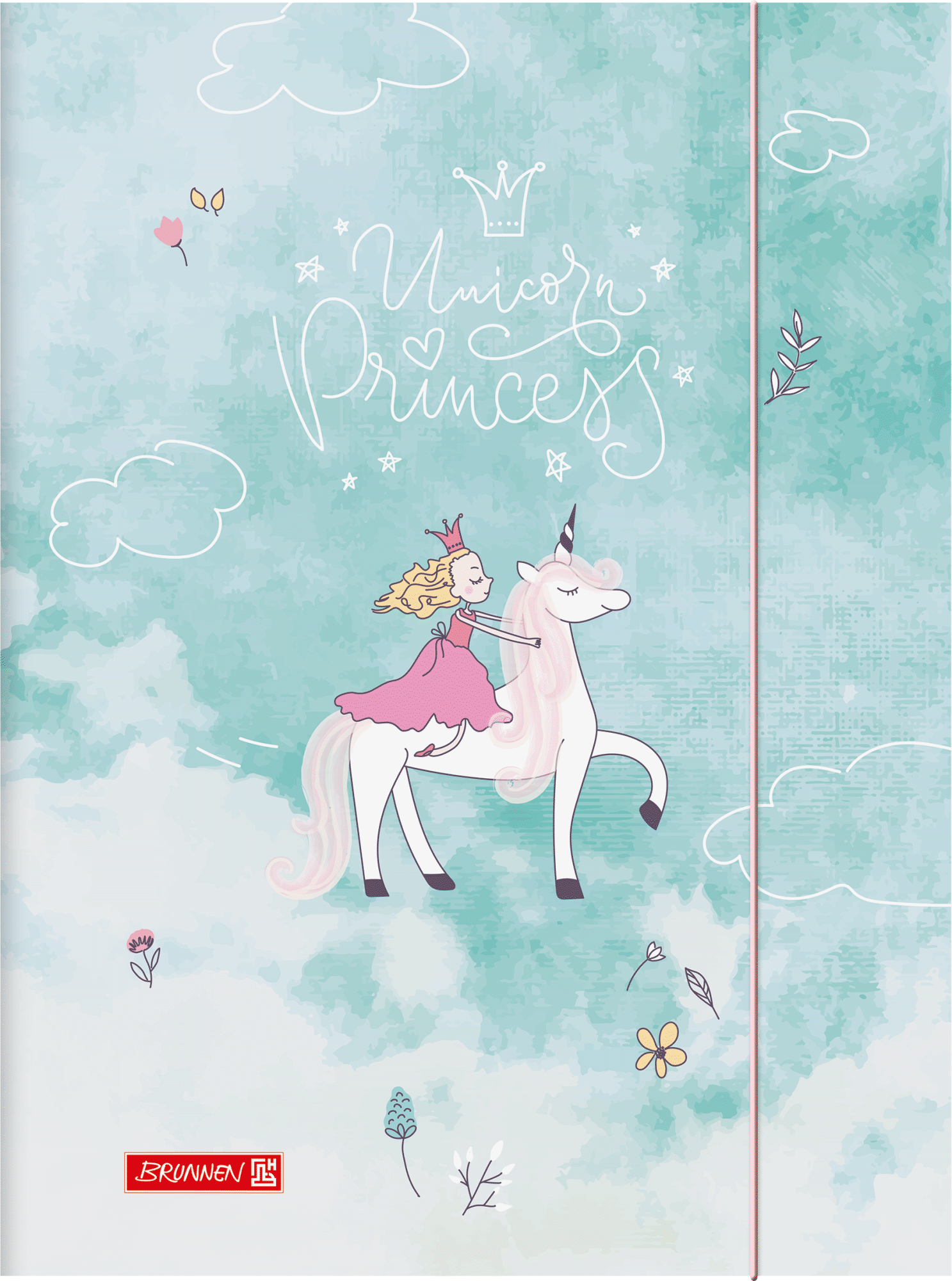 Sammelmappe Unicorn Princess